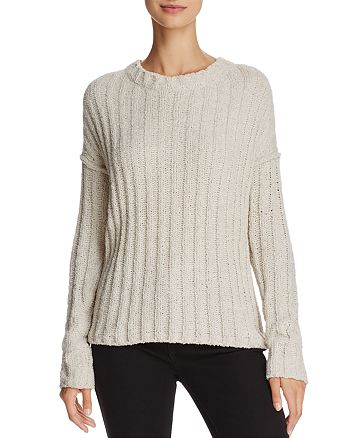 ATM Anthony Thomas Melillo - Chenille Ribbed Sweater