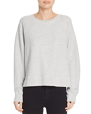 Current/Elliott The Open-Back Sweatshirt