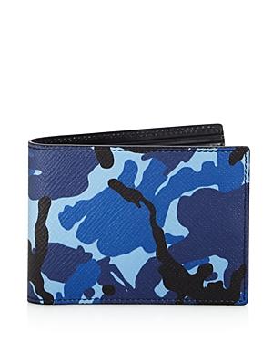 Smythson Panama Leather Wallet