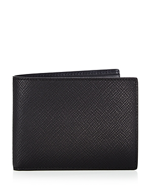 Smythson Panama Leather Wallet