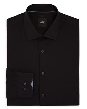 WRK - Solid Stretch Slim Fit Dress Shirt