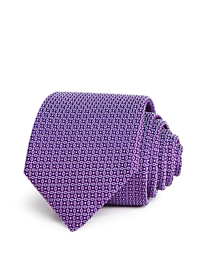Boss Small Floral Classic Tie