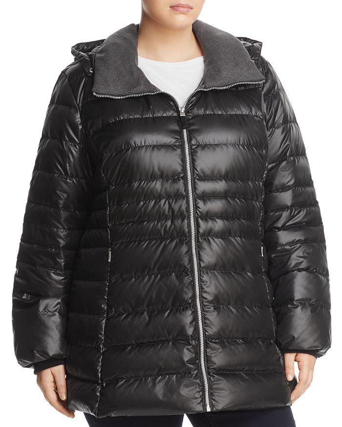 Marc New York Plus - Erin Down Puffer Coat