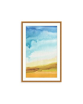 Bloomingdale's Artisan Collection - Maize Fields Wall Art - 100% Exclusive