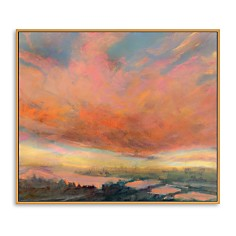 Bloomingdale's Artisan Collection Sunset Clouds Wall Art - 100% Exclusive_0