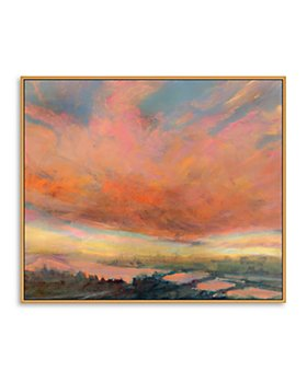Bloomingdale's Artisan Collection - Sunset Clouds Wall Art - 100% Exclusive