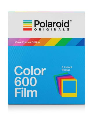 POLAROID ORIGINALS FILM FOR 600 COLOR FRAME