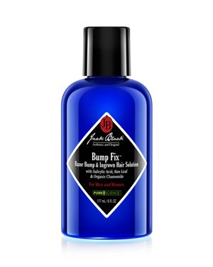 JACK BLACK Bump Fix(Tm) Razor Bump & Ingrown Hair Solution 6 Oz/ 177 Ml