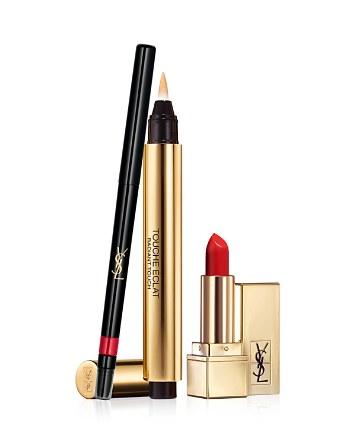 $YSL Lip Essentials Kit ($91 value) - Bloomingdale's