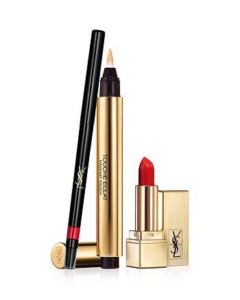 Yves Saint Laurent - Lip Essentials Kit ($91 value)