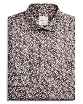 Paul Smith - Floral Slim Fit Dress Shirt