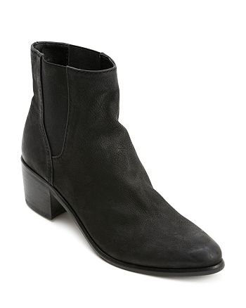 Dolce Vita - Women's Colbey Nubuck Leather Chelsea Booties