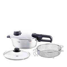 Fissler 4.2-Quart Vitavit Premium 4-Piece Pressure Cooker Set - Bloomingdale's Registry_0