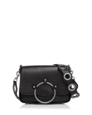 Rebecca Minkoff Ring Leather Shoulder Bag 2766887