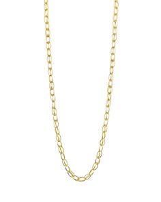 "Stephanie Kantis - Current Chain Necklace, 38"""