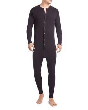 2(X)Ist Long John Onesie Union Suit