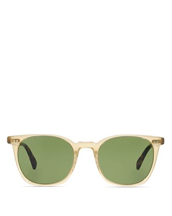 Oliver Peoples - Women's L.A. Coen Square Sunglasses, 49mm
