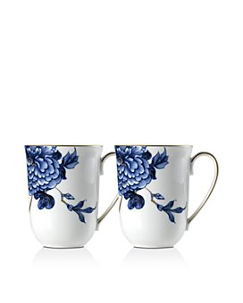Prouna - Emperor Flower Mugs, Set of 2