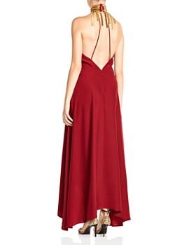 Haute Hippie - Soul Seeker Draped Silk Dress