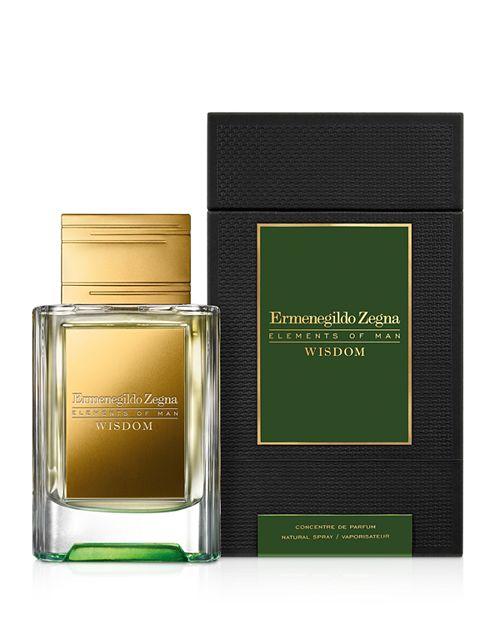 Ermenegildo Zegna - Elements of Man: Wisdom