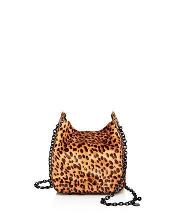 Kendall + Kylie - Amy Leopard Print Calf Hair Crossbody
