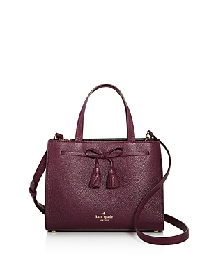 kate spade new york Hayes Street Isobel Small Leather Satchel