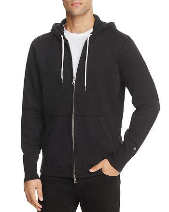 rag & bone - Zip Hooded Sweatshirt