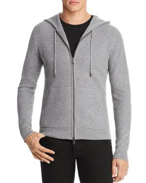 Ag Jeans Deklyn Zip Hooded Sweater 2763794