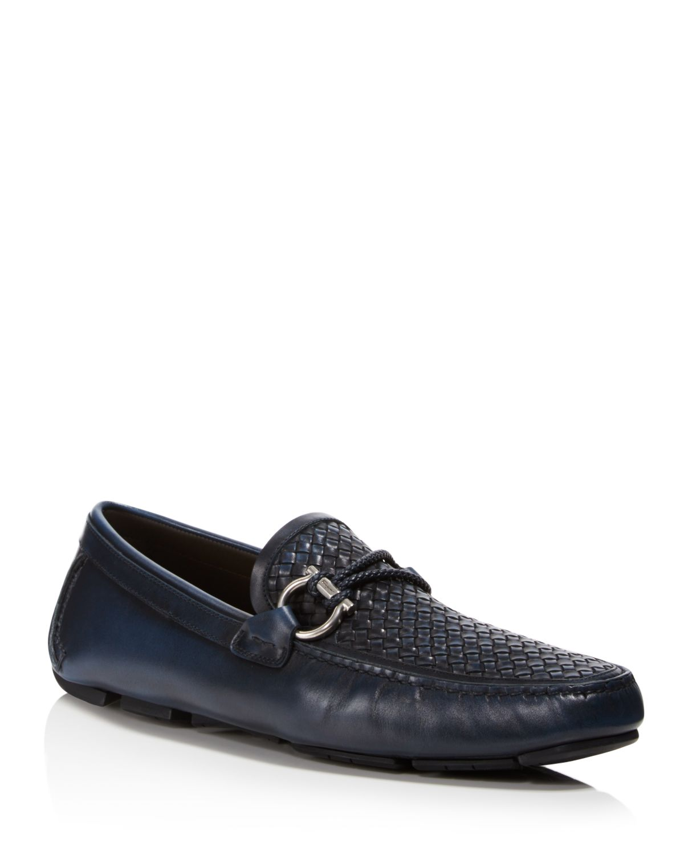 Salvatore FerragamoMen's Front 2 Driving Shoe