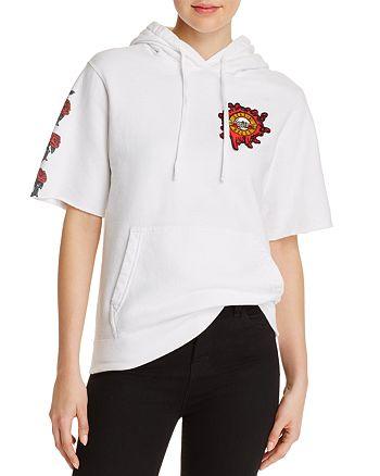 Bravado - Guns N' Roses Short-Sleeve Hooded Sweatshirt - 100% Exclusive