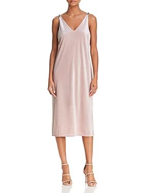 Nic+Zoe Dress Velvet Midi Dress