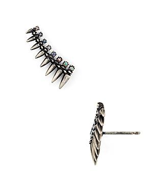 Kendra Scott Loulou Swarovski Crystal Earrings