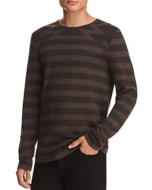 Hugo Sluis Stripe Crewneck Sweater - 100% Exclusive