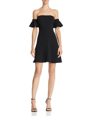Likely Bellerose Off-the-Shoulder Dress