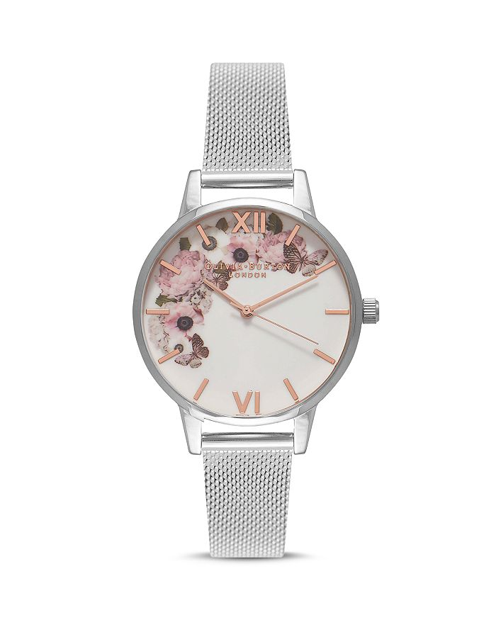 Olivia Burton - Signature Florals Watch, 30mm