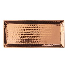 Rosy Rings Hammered Gold Tray - Bloomingdale's Registry_0