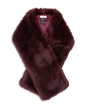Reiss Gypsy Faux Fur Scarf at Bloomingdale's