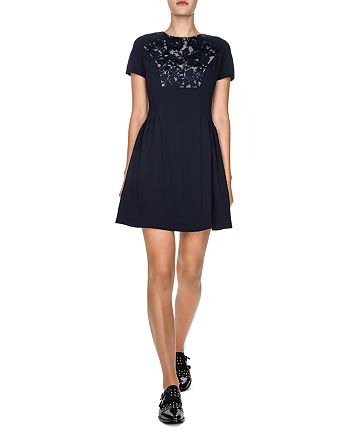 The Kooples - Lace Inset Dress