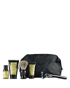The Art of Shaving Unscented Travel Kit with Morris Park Razor ($166 value) - Bloomingdale's_0