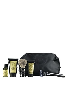 The Art of Shaving - Unscented Travel Kit with Morris Park Razor ($166 value)