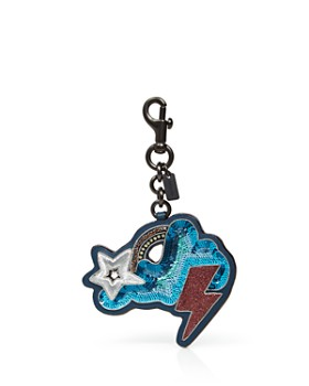COACH - COACH 1941 Cloud & Star Bag Charm