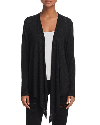 Velvet by Graham & Spencer - Margaret Open Jersey Cardigan