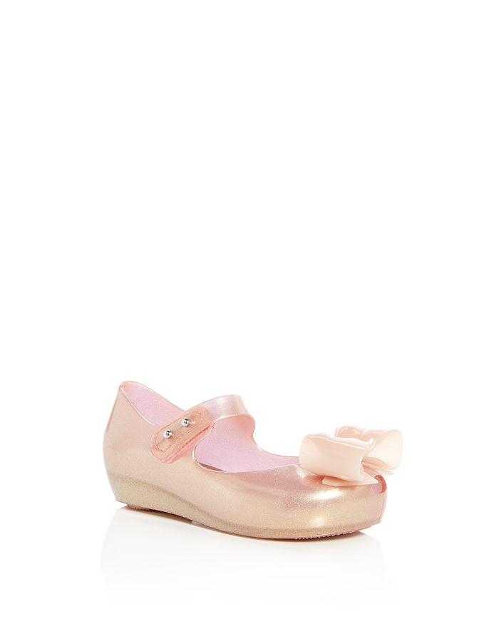 Mini Melissa - Girls' Ultragirl Mary Jane Flats - Walker, Toddler