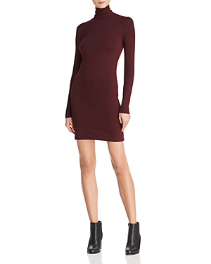 French Connection Sweeter Mock-Neck Sweater Dress