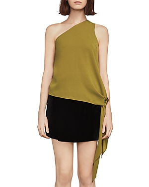 Bcbgmaxazria Cerise One-Shoulder Top
