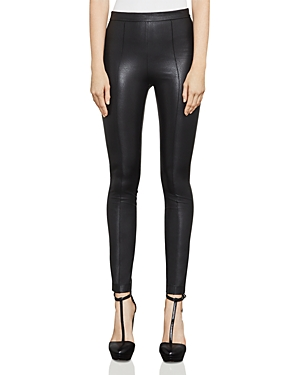 Bcbgmaxazria Michal Faux-Leather Leggings