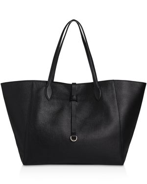 Whistles Shaftsbury Soft Leather Tote