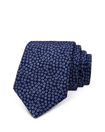 Ted Baker - Micro Floral Classic Tie