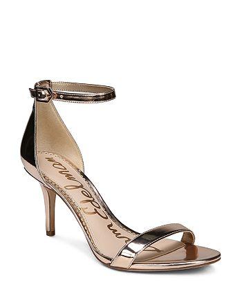 1e41f7e8d8c Sam Edelman - Women s Patti Ankle Strap Sandals