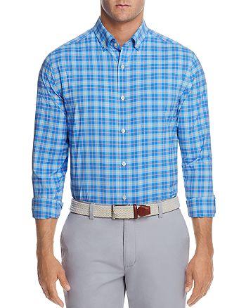 Vineyard Vines - Blue Heron Plaid Classic Fit Button-Down Shirt